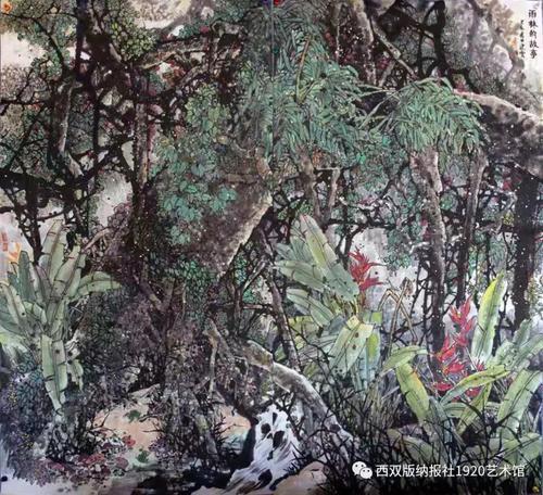 张建云,男,云南省美术家协会会员、勐海县第一中学教师、勐海县美术家协会主席。